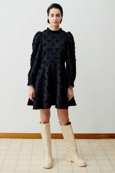 Bilde av Hofmann Elisa Dress Black