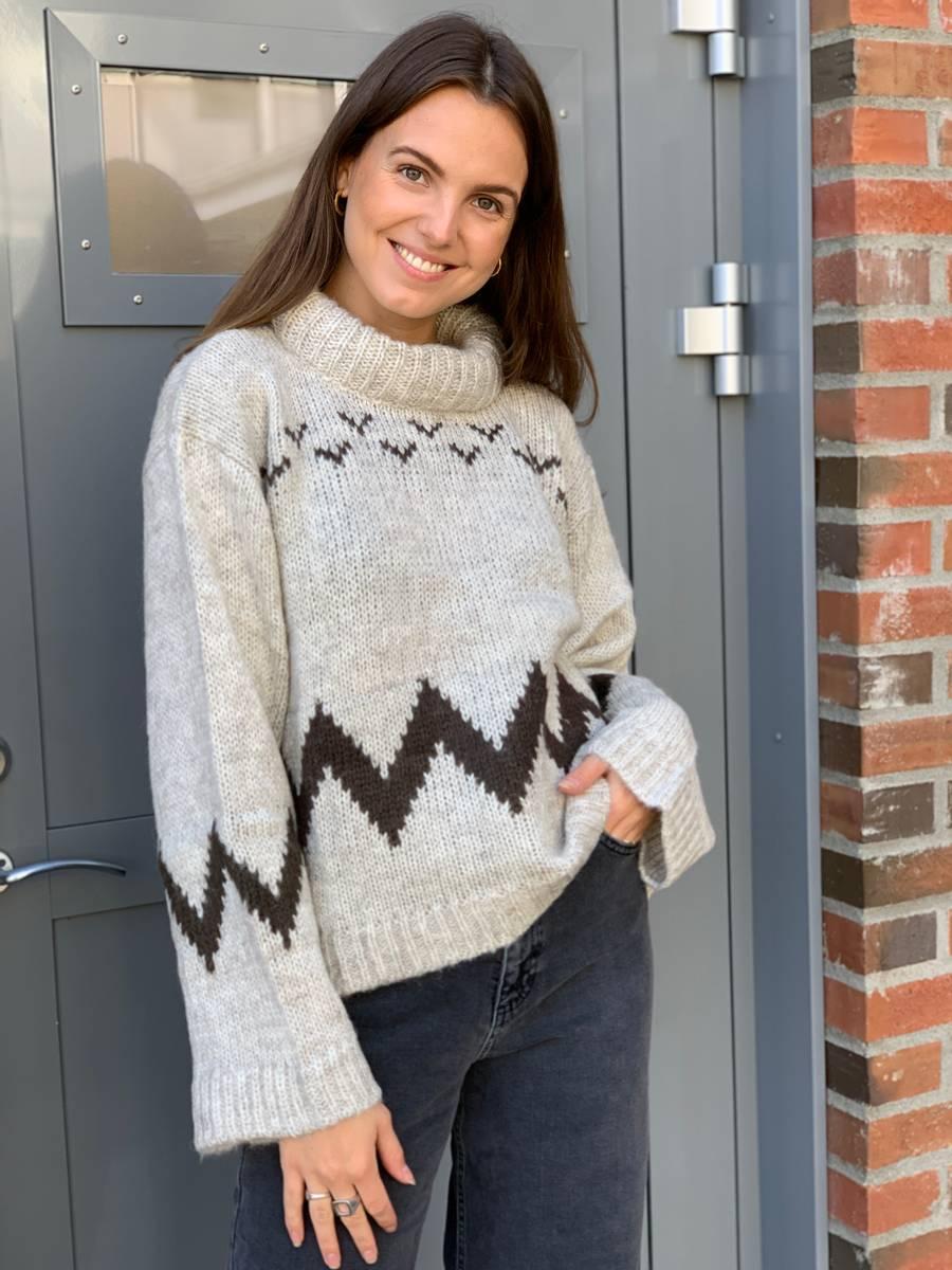 Camilla Pihl Morning Knit Nature Melange