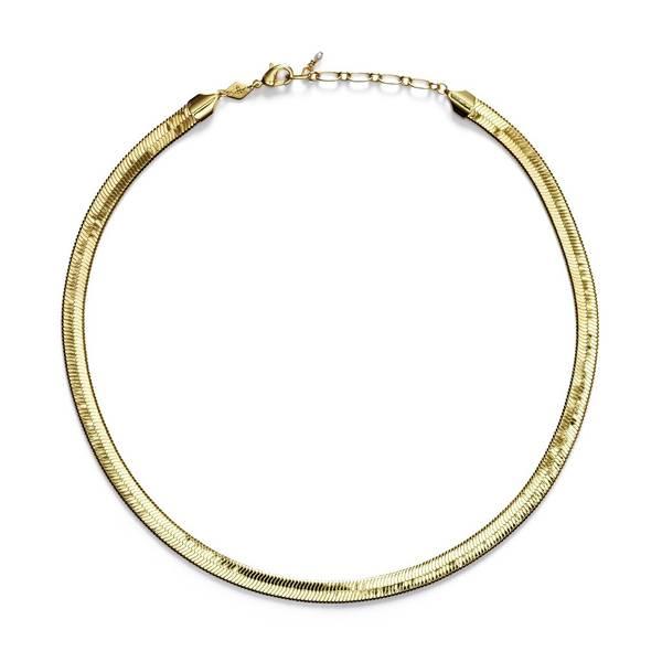Bilde av Anni Lu Big Snake Necklace