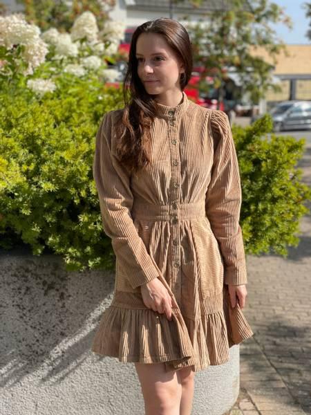 Bilde av By TiMo Corduroy Mini Dress