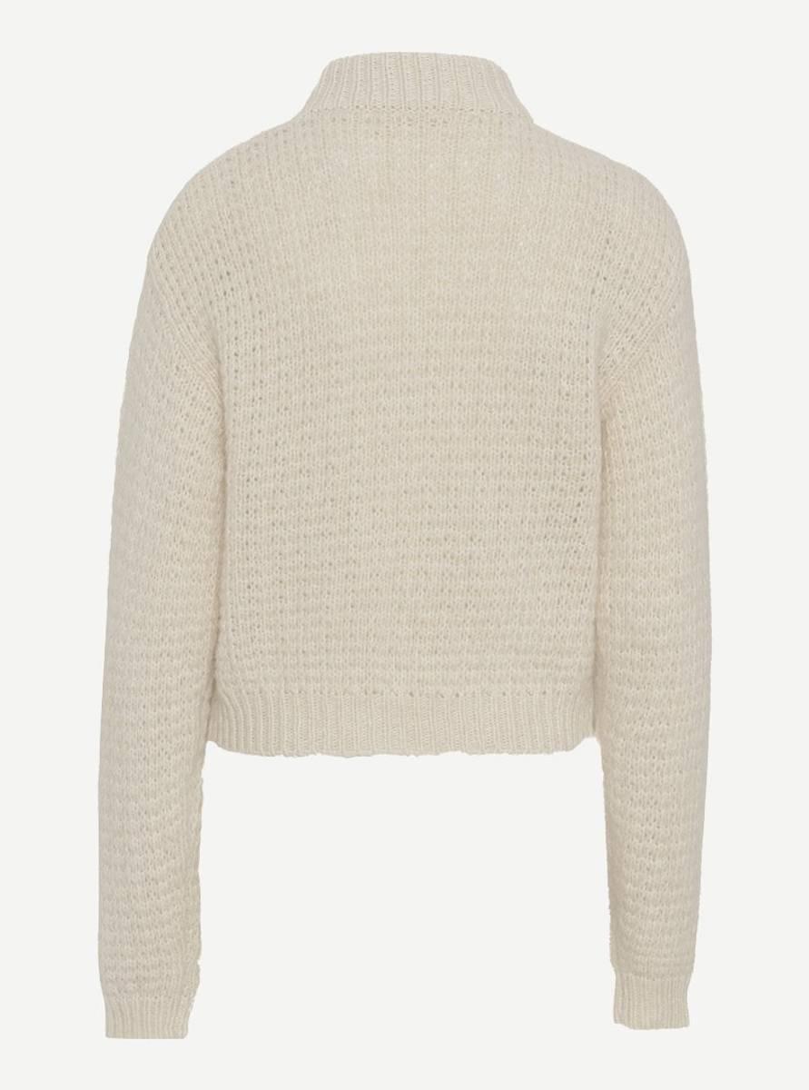 Custommade Tora Sweater Oatmeal